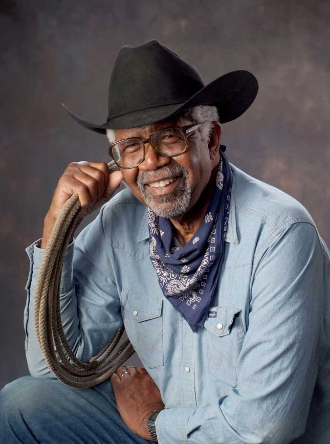 About Quot Cowboy Mike Quot Searles Black Cowboys Of Texasblack